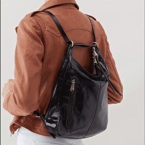 Hobo convertible purse/backpack